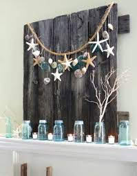 Pinterest Beach Decor Top 21 Nautical Decor U0026 Craft Ideas Completely Coastal