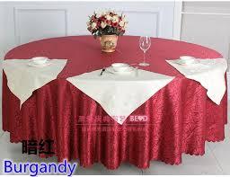 table linen wholesale suppliers aliexpress com buy burgandy colour jacquard table cloth damask