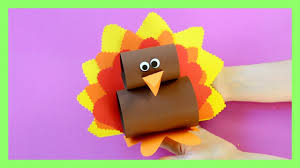 simple paper turkey craft thanksgiving crafts for kids youtube