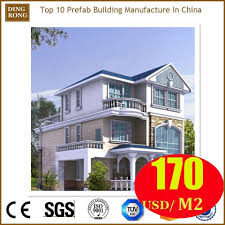 low cost homes 110m2 prefab low cost steel luxury kit homes made in china