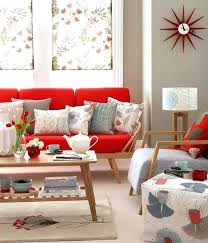 red sofa decor red couch living room ideas grey chair style including best red sofa