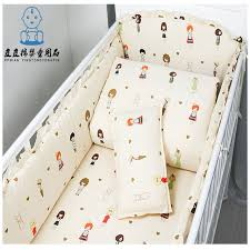 Crib Bedding Sets For Cheap Free Shipping Baby Bedding Set Material Cotton Soft Cot Crib