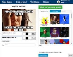 Meme Creator Website - 42 best online meme generators
