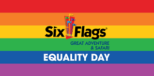 Season Pass Renewal Six Flags Equality Day Six Flags Great Adventure