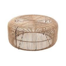 Rattan Coffee Table Hk Living Steel Coffee Table Design