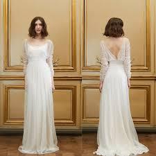 aliexpress com buy simple and elegant long mesh sleeve backless