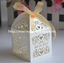 party favours india diwali sweet box laser cut wedding box favors party favours