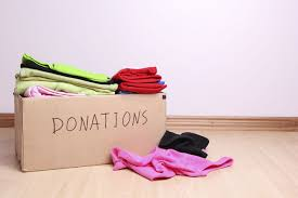 how to donate clothing shoes and accessories