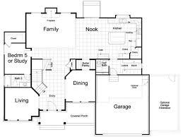 ivory homes huntington floor plan house design plans
