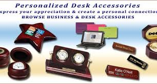 Personalized Desk Accessories Personalized Desk Sets Personalized Desk Accessories