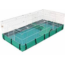 Bunny Cages Ware Manufacturing 4 Story Chew Proof Small Animal Cage Walmart Com