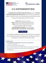 cupos electronico 2016 amcham chile u s election night 2016 transmisión en vivo de la