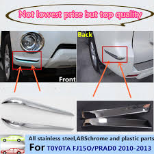 compare prices on toyota prado front bumper online shopping buy