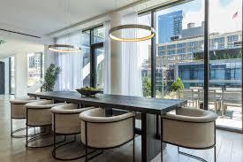 Penthouse Interior Hudson Square Penthouse U2014 Interior Design Nyc