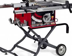 Folding Table Saw Stand Table Amazing Of Folding Table Saw Stand With Bosch 10 In Table
