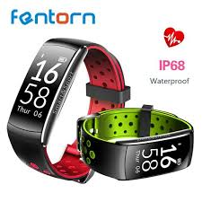 heart rate tracker bracelet images Fentorn q8 heart rate smart band 2 sports smart wristband jpg