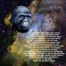 Gorilla Munch Meme - that really rustled my jimmies gorilla munch mne vse pohuj