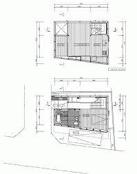 small 2 story house plans 2 storey house floor plan with perspective modern two designs