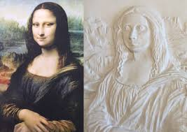 Mona by Living Paintings