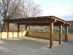 gazebo in legno per auto prezzi tetto coperture posti auto tetto per 7 24 in legno coperture posti