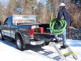 Truck Bed Steps Where Do These Stairs Go To The Truck Compact Equipment