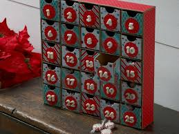 christmas countdown calendar diy kids christmas countdown calendar plaid online