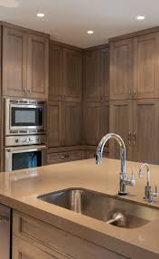 Taupe Kitchen Cabinets Kitchen Design