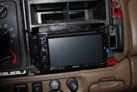 dodge durango stereo kevin gets a din in his 2002 durango dodgeforum com