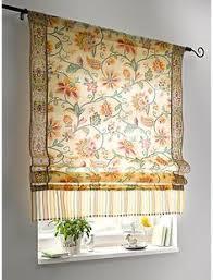 raffrollo design aurelie 140x250 cm gardine vorhang schal stickerei shabby vintage