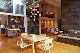 industrial loft downtown industrial loft industrial dining room minneapolis