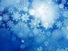 blue christmas blue christmas background with snowflakes eps 10 stock vector