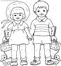 children coloring pages chuckbutt