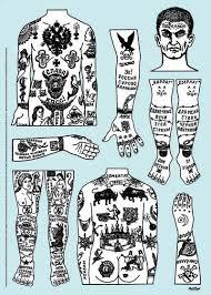 russian crimianl tattoos by dontpanicmedia on deviantart
