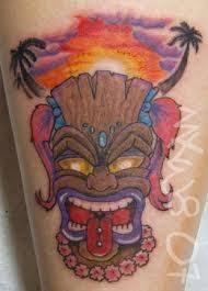tiki tattoos and designs tiki tattoo ideas and inspiration hubpages