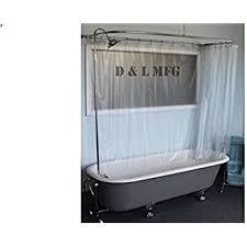 Claw Feet For Bathtub Amazon Com Claw Foot Add A Shower With 60
