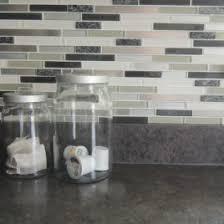Aspect Peel And Stick Backsplash by Aspect Peel And Stick Glass Backsplash Tiles Peel Off Backsplash