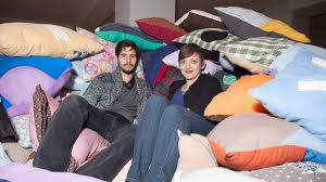 34 000 pillows tackle human rights welum