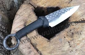 Custom Kitchen Knives For Sale Forged Knives Hand Made Viking Celtic Knives Wulflund Com