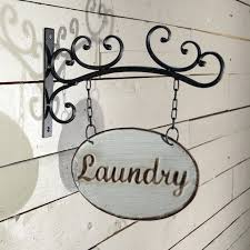 Wall Decor For Laundry Room Metal Laundry Sign Laundry Signs Room Signs And Laundry Rooms