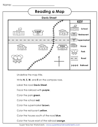 globe and maps worksheet beautiful free worksheets for map and globe skills 2nd grade