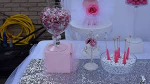 baby shower candy table for tutu baby shower candy table youtube