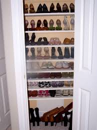 shoe storage in closet ideas home design ideas