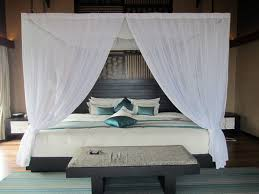 Canopy Drapes Appealing Glamorous Canopy For And Modern Bedroom Picture