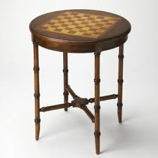 Outdoor Checker Table Made From Chess Board Table Wayfair