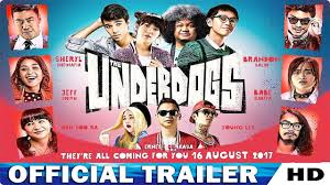 The Underdogs Official Trailer 2017 Film Indonesia Hd Youtube