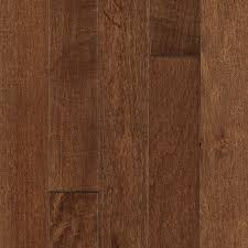 shop mohawk 2 25 in coffee maple solid hardwood flooring 18 25 sq