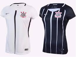 Popular Veja ofertas e onde comprar a camisa feminina do Corinthians #ZP16