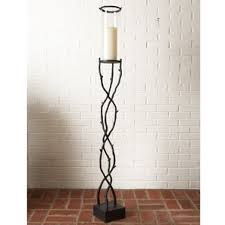 Candle Pedestals Floor Candle Holders Tall Wayfair