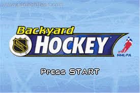 backyard hockey game boy outdoor furniture design and ideas