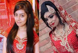 makeup bridal real traditional asian bridal makeup
